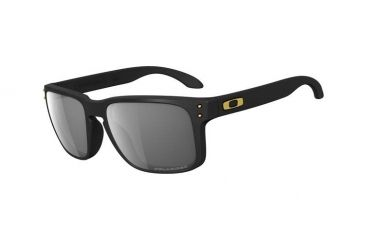 Oakley Holbrook Sunglasses, Shaun White, Matte Blk Frame, Grey Lens, Polar OO9102-17