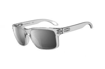 Oakley Holbrook Single Vision Prescription Sunglasses - Clear Frame OO9102-06