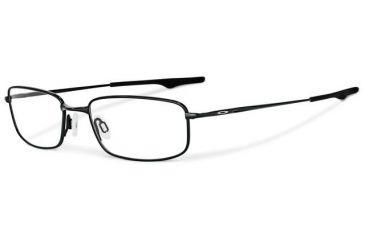 Oakley Keel Blade Eyeglasses, Polished Black OX3125-0155