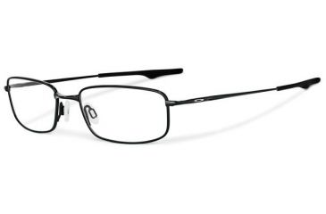 Oakley Keel Blade Eyeglasses, Polished Black OX3125-0155-RX