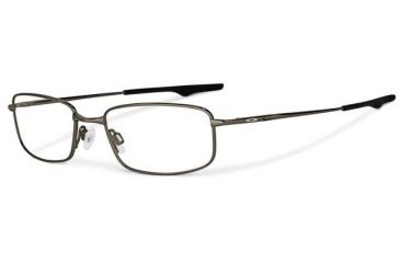 Oakley Keel Blade Eyeglasses, Pewter OX3125-0853-RX