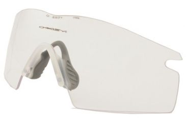 Oakley M Frame Strike Replacement Lenses, Clear 11-322