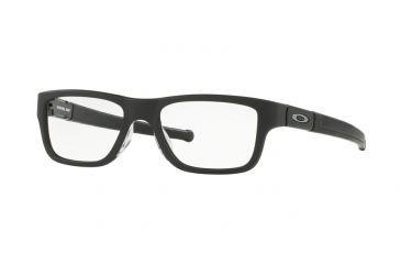 87077a3742b Oakley MARSHAL MNP OX8091 Progressive Prescription Eyeglasses 809101-53 -  Satin Black Frame