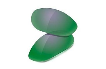 Oakley Monster Dog Replacement Lens Kit - Emerald Iridium 13-667