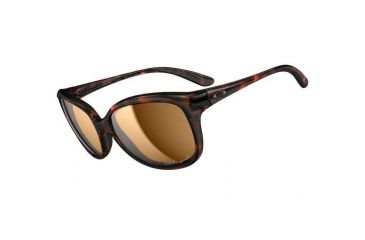 Oakley Pampered Single Vision Prescription Sunglasses - Tortoise Frame OO9160-07