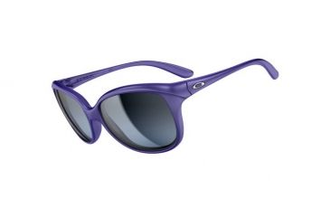 Oakley Pampered Single Vision Prescription Sunglasses - Iris Velvet Frame OO9160-08