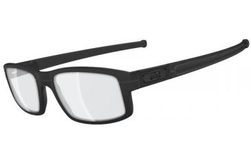 Oakley Panel Eyeglasses, Black, 58.7 mm OX3153-0155