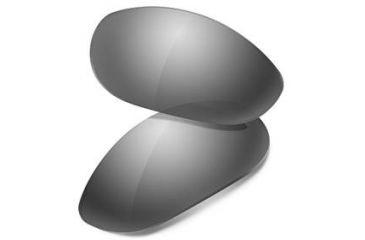 Oakley Pit Bull Replacement Lenses, Black Iridium 43-387