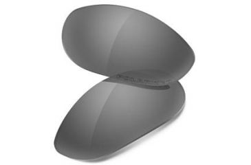 Oakley Pit Bull Replacement Lenses, Grey Polarized 43-393