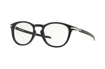 345603e0105 Oakley PITCHMAN R CARBON OX8149 Progressive Prescription Eyeglasses  814901-50 - Satin Black Frame