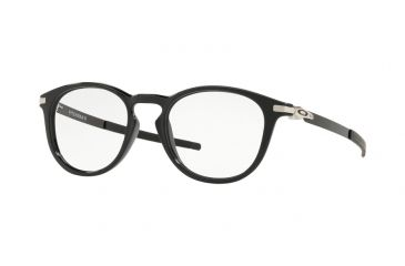 99de830c26 Oakley PITCHMAN R OX8105 Eyeglass Frames 810506-50 - Polished Black Frame