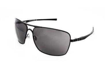 b2e1a5447c Oakley PLAINTIFF SQUARED OO4063 Sunglasses 406301-63 - Polished Black  Frame