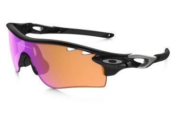 01da8cf9f0 Oakley Radar Lock Sunglasses Polished Black Frame