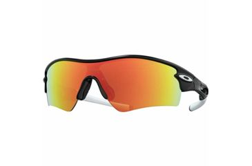 4dac16713e1 Oakley Radar Path Sunglasses 905114-33 - Polished Black Frame