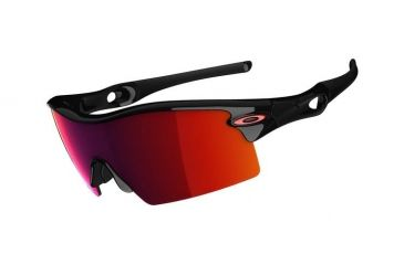 Oakley Radar XL Blades Polished Black  Men's Bifocal Rx Sunglasses 09-744