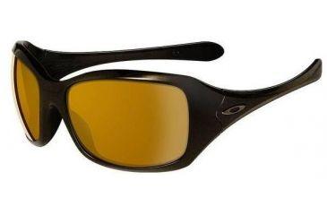 cb353297ec3c0 Oakley Ravishing Brown Sugar Frame w  Dark Bronze Lenses Sunglasses 03-402