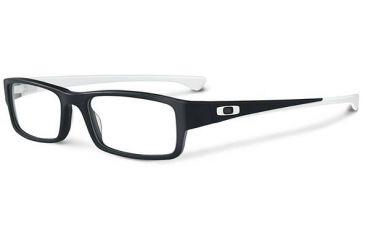 Oakley Servo Eyeglasses - Satin Black/White Frame OX1066-0955