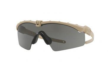 a73e9b8977 Oakley SI BALLISTIC M FRAME 3.0 OO9146 Sunglasses 914605-32 - Dark Bone  Frame