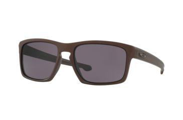 ef34ca0a9db Oakley Sliver Sunglasses 926230-57 - Corten Frame