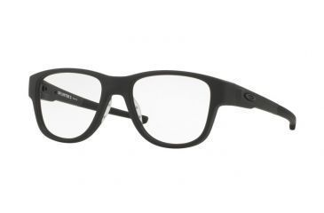 535eadb8ed96 Oakley SPLINTER 2 OX8094 Eyeglass Frames 809401-51 - Satin Black Frame