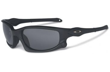 Oakley Split Jacket Array Sunglasses, Matte Black Frame, Grey and VR28  Lenses OO9099- fa28ee84cf4e