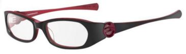 3a8ae349b73 Oakley Spontaneous 2.0 Black Red Cherry Eyeglass Frames w  Blank Lenses  22-084