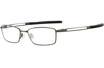 Oakley Coin Single Vision Rx Eyeglasses, Size 54 - Pewter Frame OX5071-0254