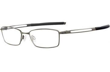 Oakley Coin Single Vision Rx Eyeglasses, Size 52 - Light Frame OX5071-0352