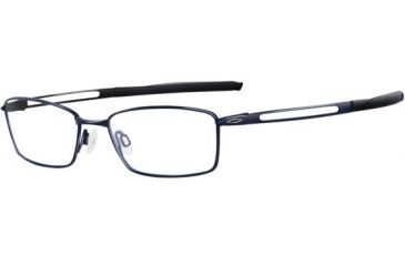 Oakley Coin Single Vision Rx Eyeglasses, Size 54 - Polished Midnight Frame OX5071-0454