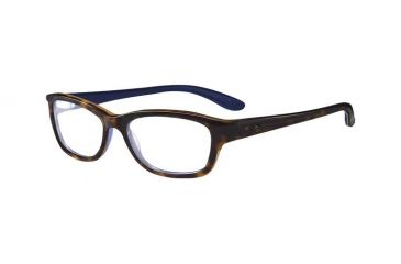 Oakley Paceline Eyeglasses Frame, Size 52 - Tortoise Night OX1067-0252