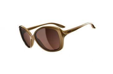 Oakley Sweet Spot Sunglasses, Mink Frame, VR50 Brown Gradient Lens OO9169-02