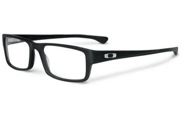 Oakley Tailspin Eyeglasses, Satin Black, 56.2 mm OX1099-0153