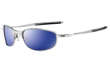 c86215e5b1 Oakley Tightrope Light Frame w  Ice Iridium Lenses Sunglasses OO4040-03