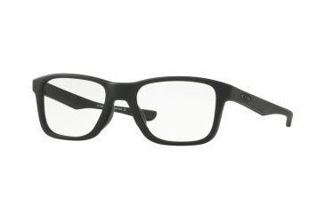 b8dfb4f4f5 Oakley Trim Plane OX8107 Eyeglass Frames 810701-51 - Satin Black Frame