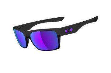 b1fa344b179 Oakley TwoFace Sunglasses Oakley TwoFace Sunglasses. Oakley TwoFace Mens Sunglasses  Polished Black Frame