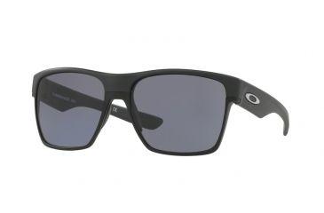 17fc7d1e04 Oakley TWOFACE XL OO9350 Sunglasses 935003-59 - Steel Frame
