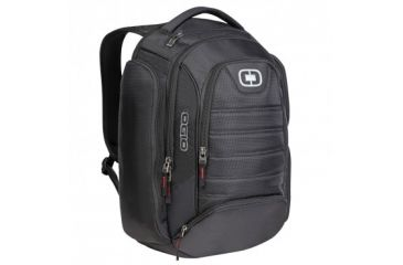 OGIO Metro II Laptop Backpack, Black, Large 111056.03