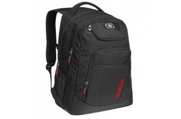 Ogio Tribune 17 Laptop Backpack, Black 111078.03