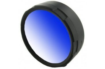 Olight Blue Filter for M31, M3X,and SR50 LED Flashlights, Blue OLIGHT-FILTER-M31-BLUE