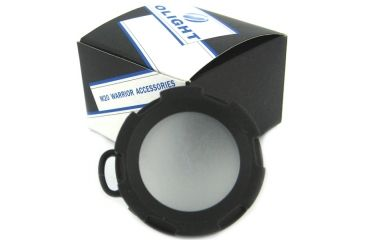 Olight Diffuser Filter for M20 Series LED Flashlights, Frost OLIGHT-M20-DIFFUSER