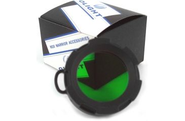 Olight Green Filter for M20 Series LED Flashlights, Green OLIGHT-M20-GREEN-FILTER