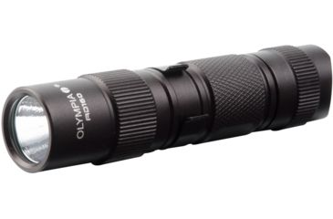 Olympia AD160 High-Performance Flashlight, Black AD160