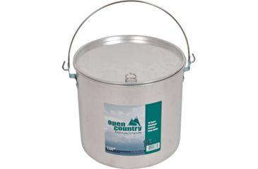 Open Country 10 Quart Kettle Aluminum 4388-0085