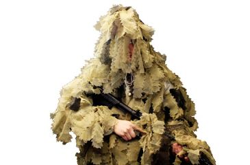4-OPMOD UGS 1.0 Ultimate Ghillie Suit