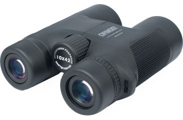 OPMOD 10x42 Watertight Binoculars Back View Lens