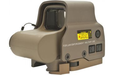 OPMOD EOTech Hybrid IOP Holosight w/ 3x G33 Magnifier, Tan, Night Vision Compatible HHS-1 OP