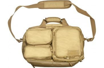 2-OPMOD MCS 1.0 Modular Brief Case w/ Laptop Carry Case