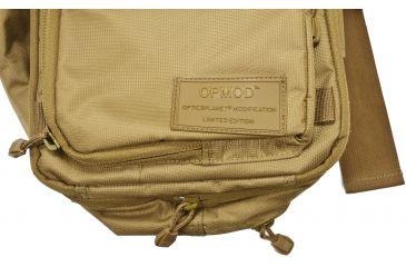 9-OPMOD MCS 1.0 Tri-Modular Multi Purpose Sling Bag w/ iPad Case