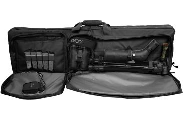 OPMOD AARC 3.0 Backpack Double Rifle Case, Black DGC-B-3