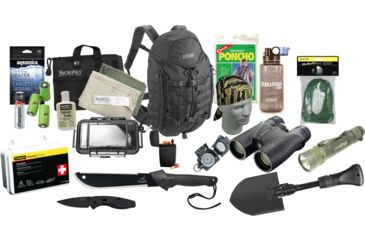 OpticsPlanet SHTF Bug Out Survival Kit